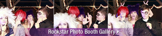 Celebrity Photo Booth